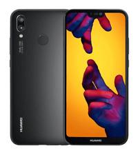 HUAWEI P20 LITE GRADO A++ COME NUOVO LTE 64GB DUAL SIM BLACK NERO RIGENERATO
