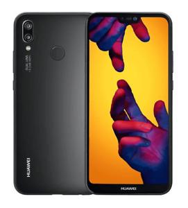 HUAWEI P20 LITE GRADO A+++ COME NUOVO LTE 64GB DUAL SIM BLACK NERO RIGENERATO