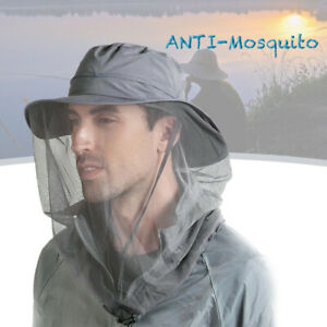 Fishing Hat Beekeeping Mosquito Net Anti-bee Net Eye Hat Outdoor Sunshade Tools