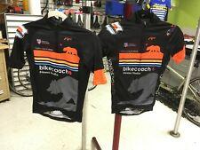 Team California Cycling Jersey- BLACK Bike Jersey, Race Fit