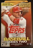 2020 TOPPS SERIES 2 HANGER BOX - TARGET EXCLUSIVE! TATIS HIGHLIGHTS! Luis !