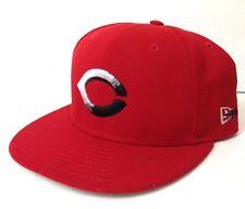 0021fa4a5eebd new  28 CINCINNATI REDS SNAPBACK HAT Color Dim C Logo NEW ERA 9FIFTY  men women