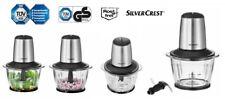 SILVERCREST Multi Zerkleinerer SMZE 500 A1 Glas Mixbehälter Mixer Küche NEU
