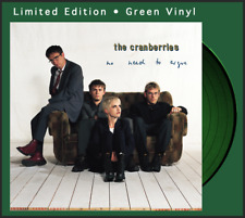 The Cranberries No Need to Argue GREEN VINYL LP Record zombie IN STOCK NOW! NEW!
