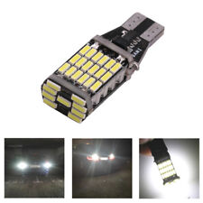 T15 W16W 45 SMD LED 4014 Rückfahrlicht Fehlerfrei Canbus Birne Blinker Weiß