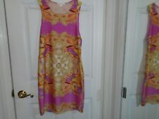 Naven Baroque Jagger Dress Junior's Size Large New With Tags