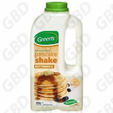 6x GREENS PANCAKE SHAKE BUTTERMILK 325GM