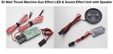 Dr Mad Thrust Machine Gun Effect LED & Sound Effect Unit and Speaker orangeRX UK