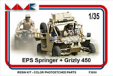 EPS Springer & Yamaha 450 Grizzly 1/35 MK Models resin F3051