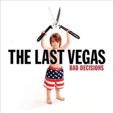 THE LAST VEGAS - BAD DECISIONS [PA] [DIGIPAK] NEW CD