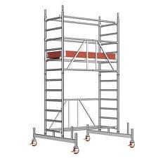 Layher Fahrgerüst Zifa 623 faltbar Alu | Rollrüstung | Rollgerüst | Gerüst