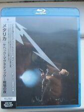 Metallica - Quebec Magnetic (2012)  Japanese Region 1 Blu-ray  NEW  SPEEDYPOST