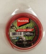 Makita Nylon Line - Brush Cutter, Whipper Snipper, Line Trimmer 2.65mm x 15m