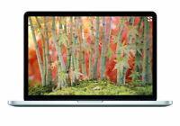 "Apple MacBook Pro Retina Core i5 2.60 GHz 8GB256GB SSD 13.3"" Get Any OS X"