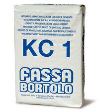 KC1 INTONACO CALCE E CEMENTO FASSA BORTOLO - Bancale 48 sacchi di 30 kg