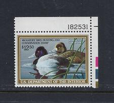 USA Scott # RW56 VF  NH OG  US Stamp Duck BOB