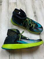 Nike Zoom HyperRev Black/Teal Basketball Shoe Men's Size 10