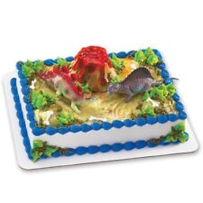 DINOSAUR PALS  CAKE TOPPER DECORATION BIRTHDAY SCHOOL  PARTY SPECIAL OCCAISION