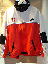 Assos NOS Suisse Swiss Federation Track Suit Team Issue Brand New Small