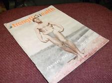 1943 STRENGTH & HEALTH MAG Marvin Uruant GAY INTEREST