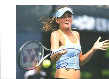 Daniela Hantuchova  Signed 8x10 Photo Autographed Auto SLOVAKIA b