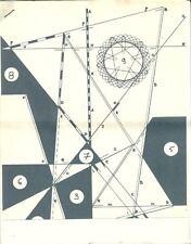 Télé domicile N°5 1968 ESOTERISME PARANORMAL RARE