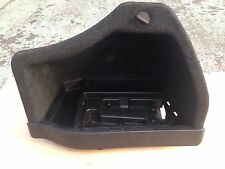 Bmw F30 2012-2015 Boot Tray Were The Tool Kit Is Located Just Over The Battery
