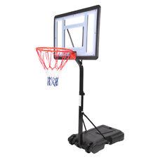 "Swimming Toy Game Pool Basketball 32"" x 23"" Pvc Backboard Hoop Goal Net Water"