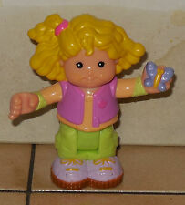 Fisher Price Little People Bendable Poseable Girl Sarah Lynn Fplp
