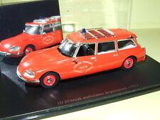 Citroen Id19 Break Ambulance 1962 Grey White EDICOLA 1:43 ED7495004 Model