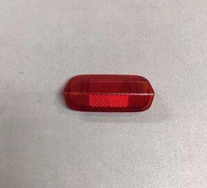 Volkswagen VW Door Light Reflector Lamp Red Lens 1K0947419A OEM