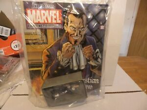 CLASSIC MARVEL FIGURINE COLLECTION ISSUE 181Sebastian Shaw   MINT UNOPENED