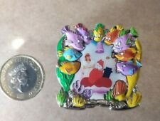 .Disney trade pin  THE LITTLE MERMAID 5 0F 6  LARGE PIN