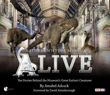 David Attenborough - Natural History Museum Alive, Amabel Adcock, Excellent Book