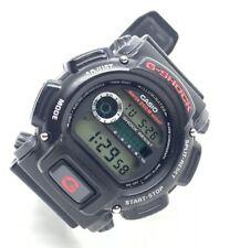 Casio Mens Dw9052 Black Red Accent Gshock Digital 200m Watch #48 Working