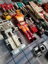 Transformers lot Used Vintage