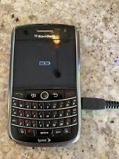 BlackBerry Tour 9630 - Black (Sprint) Smartphone Great Condition