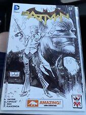 "BATMAN #41 ""JOKER'S 75TH ANNIVERSARY"" VARIANT SKETCH CVR! Amazing Con Exclusive!"
