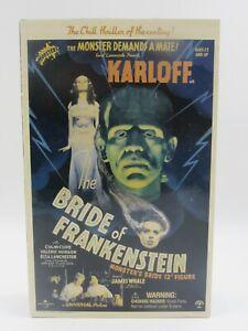 "Sideshow Toy The Bride of Frankenstein Monster's Bride 12"" Figure"