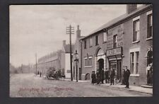 Derbyshire Derbys SOMERCOTES Nottingham Rd Beastall off licence used 1905 PPC