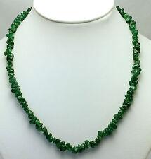 Aventurina Cadena de Piedra Preciosa aprox. 45cm largo minerales, collar,