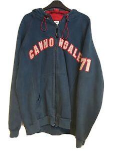Cannondale Vintage hoody Jersey 2001 Size L