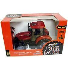 Britains 42600 big farm radio contrôlée case ih 140 tracteur échelle 1:16