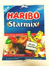 Haribo Starmix Gummi Candy - 2 PACK - 5oz Bags SHIPS FREE