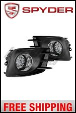 Spyder Scion TC 2011-2013 LED Fog Lights w/Switch Clear