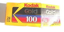 Kodak Gold 36mm FILM COLOR ISO 100/21 GA135-24 - Exp on DEC 1997