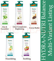 Himalaya Brightening, Aloe, Soothing, Cocoa Butter, Nourishing Body Lotion