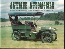 Antique Automobile May-June 1977--'03 Stevens-Duryea, 32 Chrysler, 32,33,34 Ford