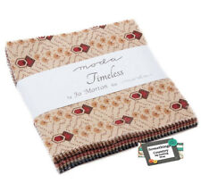 Quilting Patchwork Sewing Fabric Charm Pack TIMELESS 5inch square NEW