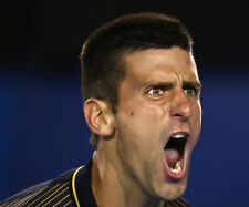 Novak Djokovic UNSIGNED photo - E101 - One of the greatest tennis players ever